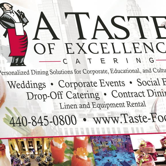 A Taste of Excellence Vehicle Wrap